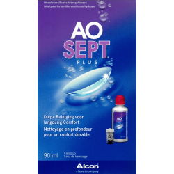 AOSEPT PLUS Travel Pack 90ml