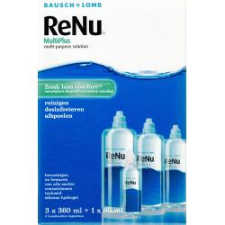 ReNu MultiPlus multipack 3x360ml 1x60ml