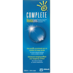 COMPLETE RevitaLens Multi-Purpose Disinfecting Solution 360ml