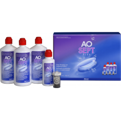 AOSEPT Plus multipack 3x360ml 1x90ml