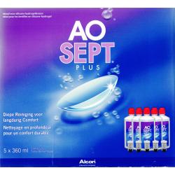 AOSEPT Plus multipack 5x360ml